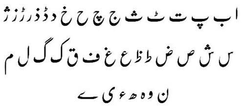 Urdu Nastalique Optical Character Recognition (OCR)